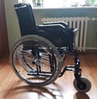 Sprzedam nowy/nieużywany wózek inwalidzki