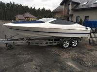 Sprzedam łódź motorowa Bayliner Capri w stanie bdb open boat