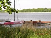 Agroturystyka nad jeziorem powidzkim i czarter jachtu