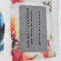 Sprzedam firmową kurtkę Zara Girls @ Outerwear na wzrost 122