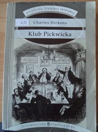 Książka Klub Pickwicka - Charles Dickens