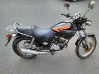 Cagiva Roadster — 125ccm — Mito Yamaha Honda