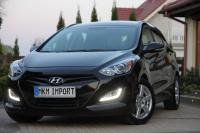 Hyundai I30 100% w oryginale blacharsko, BARDZO BOGATE WYPOS