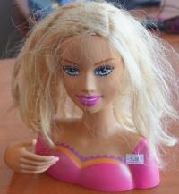 Lalka do Czesania Blond