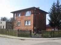 Sprzedam dom z budynkiem gospodarczym - Rzgów ul. Targowa