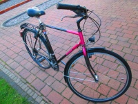 Sprzedam Niemiecki rower Męski Hercules 28