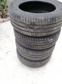 Sprzedam opony letnie Michelin 205/55r16