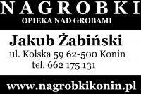 Nagrobki - Zakład Kamieniarski J. Żabiński
