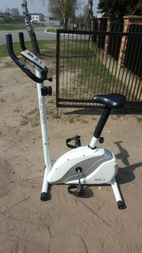 Rower stacjonarny - magnetyczny