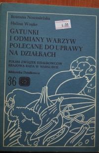 Książki Biblioteka Działkowca