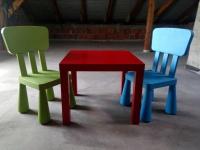 Stolik z krzesłami Ikea