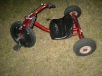 rowerek trzykołowy