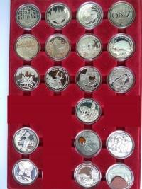 Sprzedam monety kolekcjonerskie TANIO! 10 zł i 20 zł
