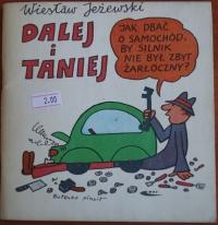 Książka Dalej i Taniej - Wiesław Jeżewski