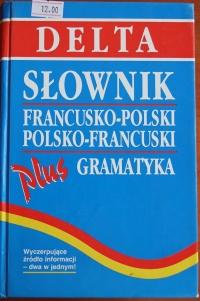 Książka Słownik Francusko Polski Plus Gramatyka