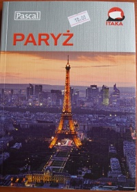 Książka Paryż - Maciej Pinkwart