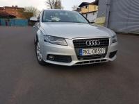 Audi A4 B8 2.0 TDI 143KM Xenon LED hak bogate wyposazenie
