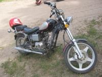 Motorower chopper