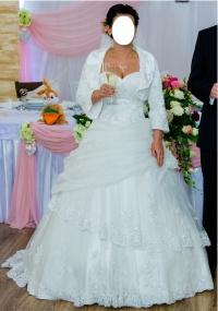 Wyjątkowa Suknia Ślubna BIBIONE ANNAIS