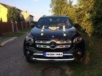 Auto do Ślubu MERCEDES X