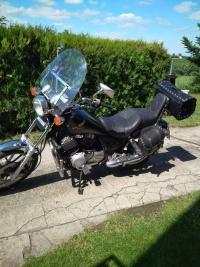 HONDA SHADOW VT500