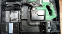 Mlot udarowy-akumulatorowy Hitachi DH36DL
