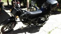 motocykl SHINERAY
