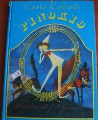 Książka Pinokio - Carlo Collodi
