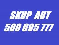 AUTO SKUP - ZŁOMOWANIE POJAZDÓW - SKUP AUT TEL. 500 695 777