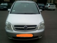 Opel Meriva 2005, 1,7 CTDI