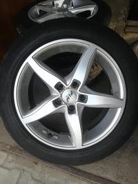 5x112 Audi VW SKDA Mercedes Alufelgi 17 cali 225/50/17