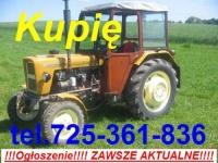 Zakupie pilnie Ursus lub Wladymirec t25