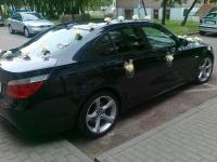 Auto do ślubu , wesele