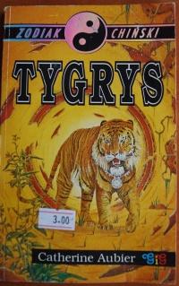 Książka Zodiak Chiński Tygrys - Catherine Aubier