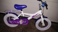 Sprzedam  rowerek dziecinny rozmiar kół 12
