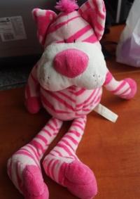 Pluszak Różowy Tygrys