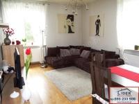 Sprzedam mieszkanie z garażem + ogródek – 1 piętro - Konin