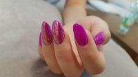 Manicure hybrydowy oraz przedłużanie na formie