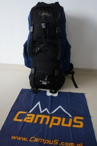 Sprzedam plecak Campus Tibet 70 L.