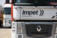 IMPET - transport i spedycja oraz magazynowanie towarów