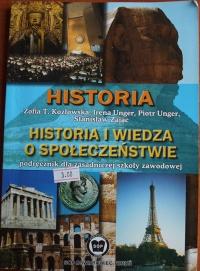 Książka Historia i Wiedza o Społeczeństwie