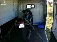 Przewóz Quadów i motocykli
