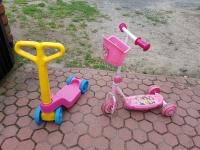 Hulajnogi dla dziecka