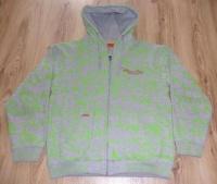 Bluza z kapturem CLINIC skate młodzieżowa (rozmiar M/L/XL)