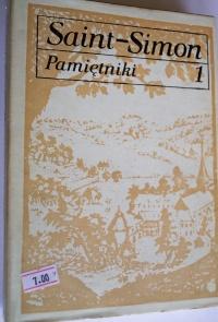 Książka Pamiętniki Saint-Samon