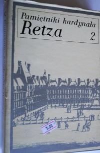 Książka Pamiętniki kardynała Retza 2