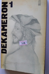 Książki  Dekameron 1 i 2