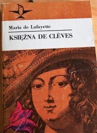 Książki Księżna De Cleves