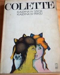 Książka  Klaudyna w Szkole   Klaudyna w Paryżu