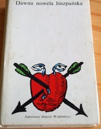 książka Dawna nowela hiszpańska